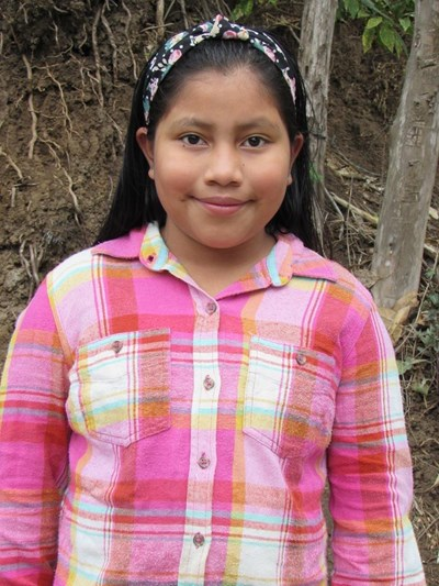 Help Perla Lisvet by becoming a child sponsor. Sponsoring a child is a rewarding and heartwarming experience.