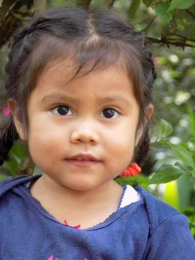 Help Meriand Klariza by becoming a child sponsor. Sponsoring a child is a rewarding and heartwarming experience.
