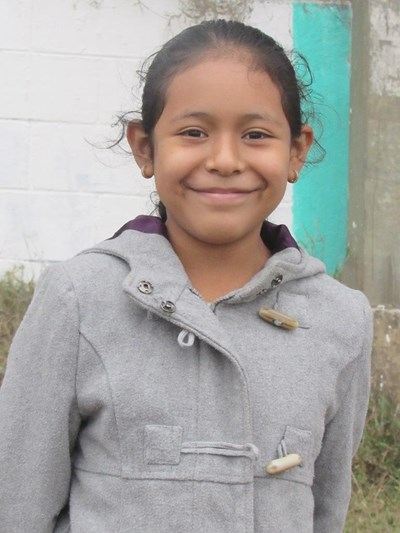Help Alison Gabriela by becoming a child sponsor. Sponsoring a child is a rewarding and heartwarming experience.