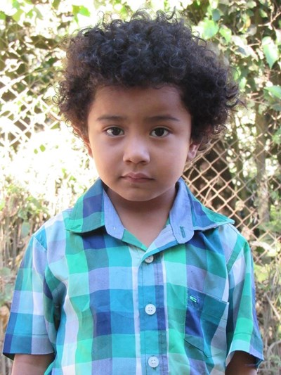 Help Hector Gabriel by becoming a child sponsor. Sponsoring a child is a rewarding and heartwarming experience.