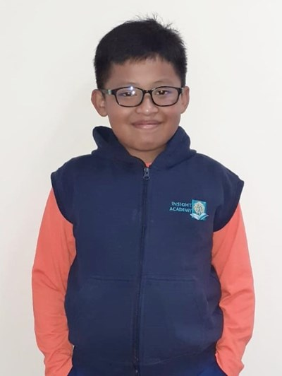 Help Luis Angel by becoming a child sponsor. Sponsoring a child is a rewarding and heartwarming experience.