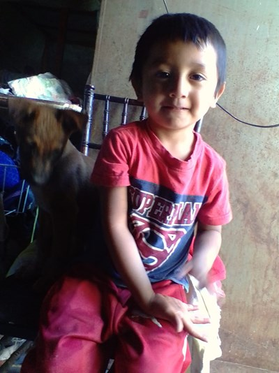 Help Eitan Mateo by becoming a child sponsor. Sponsoring a child is a rewarding and heartwarming experience.