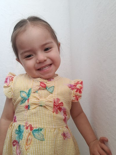 Help Sofia Danae by becoming a child sponsor. Sponsoring a child is a rewarding and heartwarming experience.