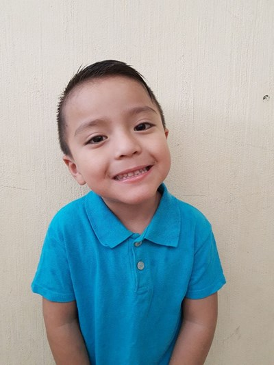 Help Matías Jacob by becoming a child sponsor. Sponsoring a child is a rewarding and heartwarming experience.