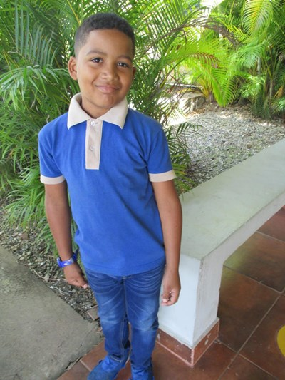 Help Neymar Davi by becoming a child sponsor. Sponsoring a child is a rewarding and heartwarming experience.