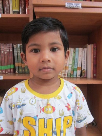 Help Trunal by becoming a child sponsor. Sponsoring a child is a rewarding and heartwarming experience.