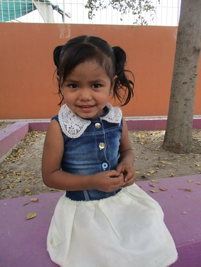 Help Estrella Monserrat by becoming a child sponsor. Sponsoring a child is a rewarding and heartwarming experience.