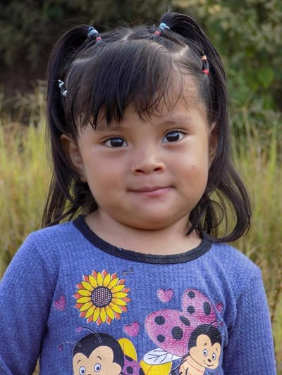 Help Anyeli Anayeli by becoming a child sponsor. Sponsoring a child is a rewarding and heartwarming experience.