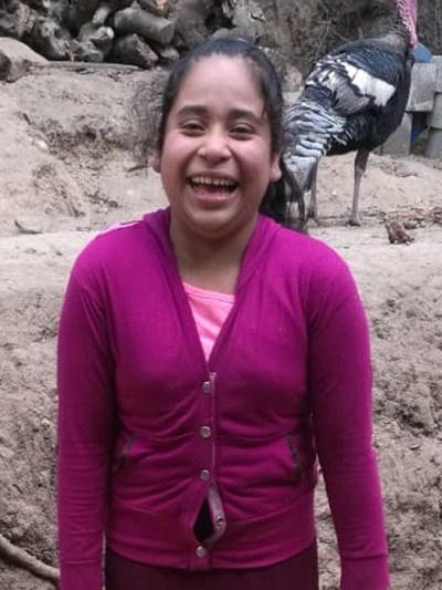 Help Alexandra De Jesus by becoming a child sponsor. Sponsoring a child is a rewarding and heartwarming experience.