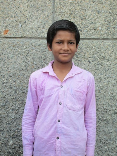 Help Anuj Kumar by becoming a child sponsor. Sponsoring a child is a rewarding and heartwarming experience.