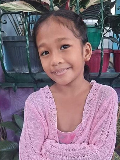 Help Ellaina Shelby P. by becoming a child sponsor. Sponsoring a child is a rewarding and heartwarming experience.