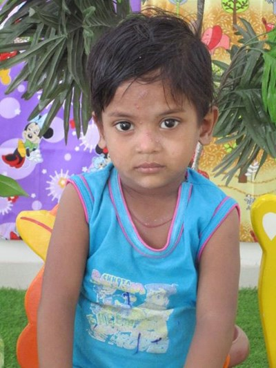 Help Kishan by becoming a child sponsor. Sponsoring a child is a rewarding and heartwarming experience.