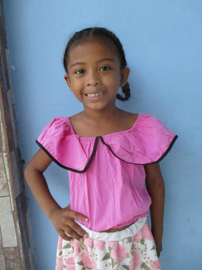 Help Sara by becoming a child sponsor. Sponsoring a child is a rewarding and heartwarming experience.