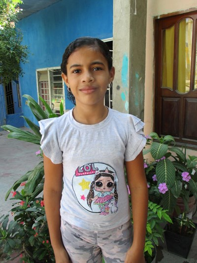Help Trianna Marcela by becoming a child sponsor. Sponsoring a child is a rewarding and heartwarming experience.