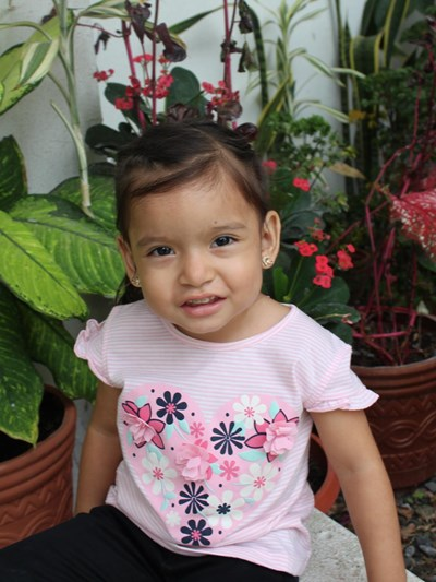 Help Samara Evangeline by becoming a child sponsor. Sponsoring a child is a rewarding and heartwarming experience.