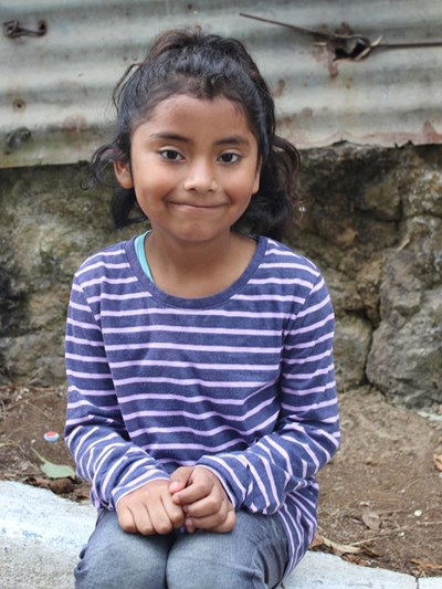 Help Kimberli Paola by becoming a child sponsor. Sponsoring a child is a rewarding and heartwarming experience.