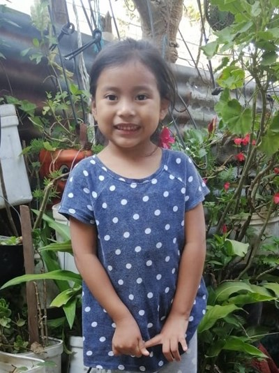 Help Adeley Alessandra Haydee by becoming a child sponsor. Sponsoring a child is a rewarding and heartwarming experience.