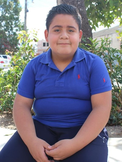 Help Williams Alfonso by becoming a child sponsor. Sponsoring a child is a rewarding and heartwarming experience.
