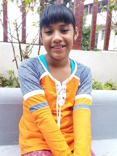 Help Jimena Avigail by becoming a child sponsor. Sponsoring a child is a rewarding and heartwarming experience.