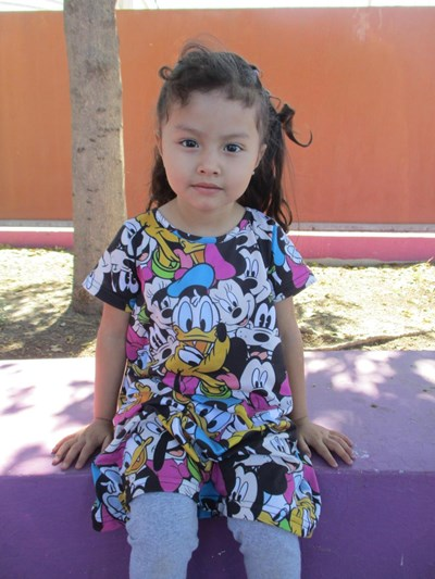 Help Michelle Abigail by becoming a child sponsor. Sponsoring a child is a rewarding and heartwarming experience.