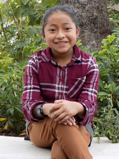 Help Genesis Noemi by becoming a child sponsor. Sponsoring a child is a rewarding and heartwarming experience.