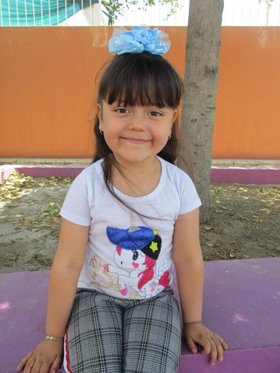 Help Amairany Nathaly by becoming a child sponsor. Sponsoring a child is a rewarding and heartwarming experience.