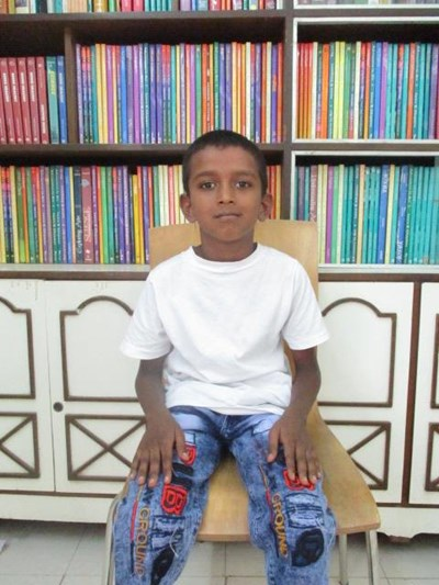 Help Aqib by becoming a child sponsor. Sponsoring a child is a rewarding and heartwarming experience.
