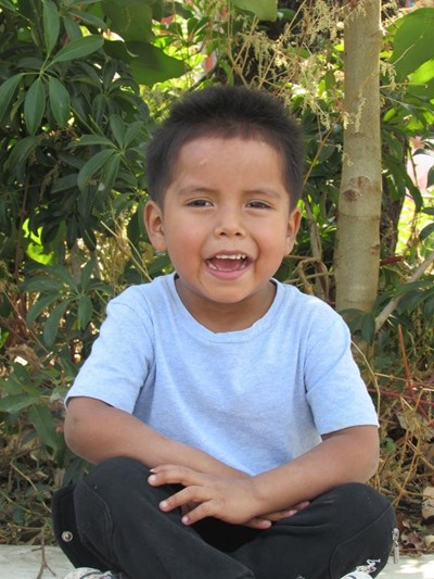 Help Carlos David by becoming a child sponsor. Sponsoring a child is a rewarding and heartwarming experience.