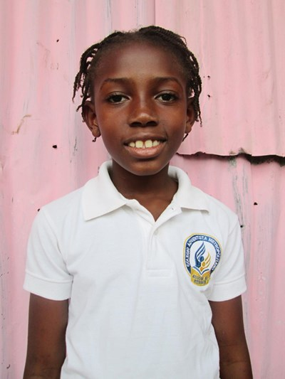 Help Anamelina by becoming a child sponsor. Sponsoring a child is a rewarding and heartwarming experience.