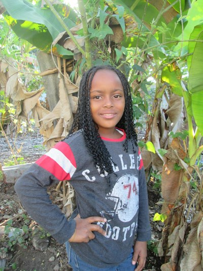 Help Maria Isabel by becoming a child sponsor. Sponsoring a child is a rewarding and heartwarming experience.