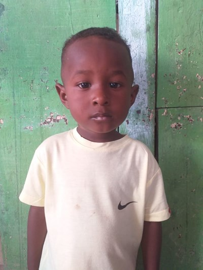 Help Jailer Andres by becoming a child sponsor. Sponsoring a child is a rewarding and heartwarming experience.