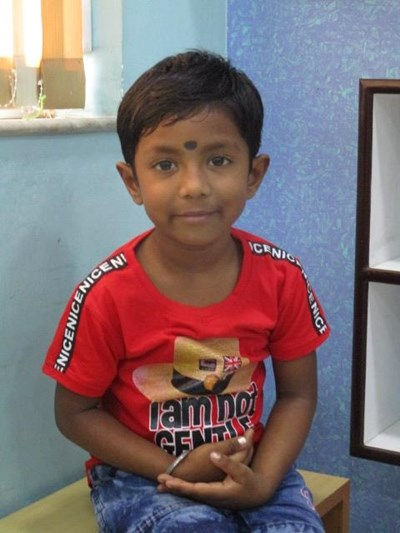 Help Shreya by becoming a child sponsor. Sponsoring a child is a rewarding and heartwarming experience.
