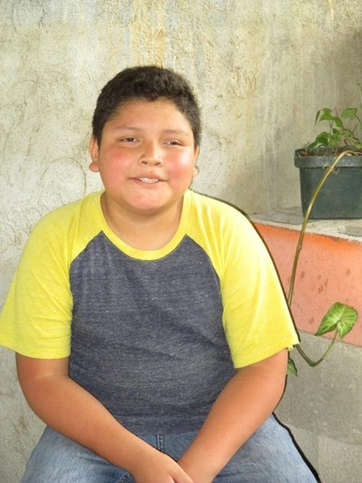 Help Brayan Estuardo by becoming a child sponsor. Sponsoring a child is a rewarding and heartwarming experience.