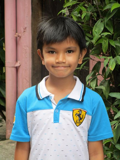 Help Rony S. by becoming a child sponsor. Sponsoring a child is a rewarding and heartwarming experience.