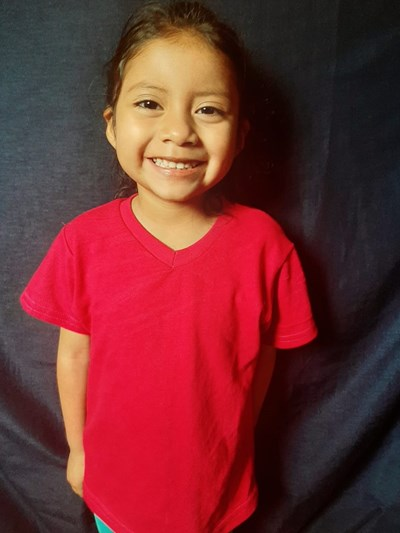 Help Cristel Jamileth by becoming a child sponsor. Sponsoring a child is a rewarding and heartwarming experience.