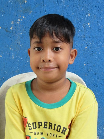 Help Carlos A. by becoming a child sponsor. Sponsoring a child is a rewarding and heartwarming experience.