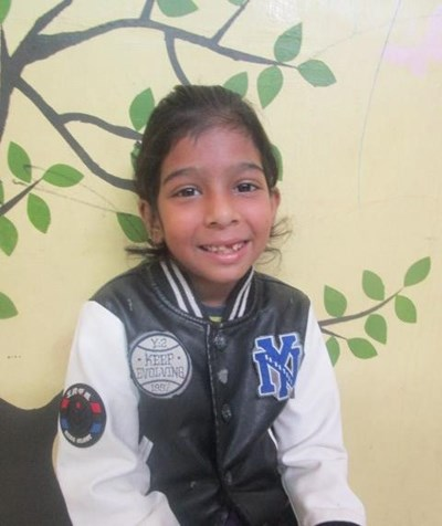 Help Shafa by becoming a child sponsor. Sponsoring a child is a rewarding and heartwarming experience.