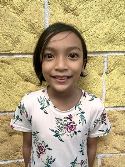 Help Sopheia Ysabella B. by becoming a child sponsor. Sponsoring a child is a rewarding and heartwarming experience.