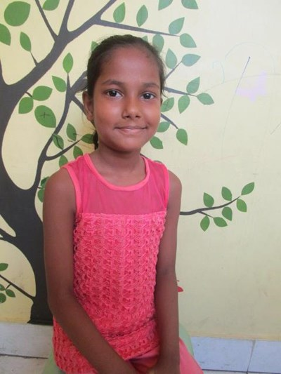 Help Aarifa by becoming a child sponsor. Sponsoring a child is a rewarding and heartwarming experience.