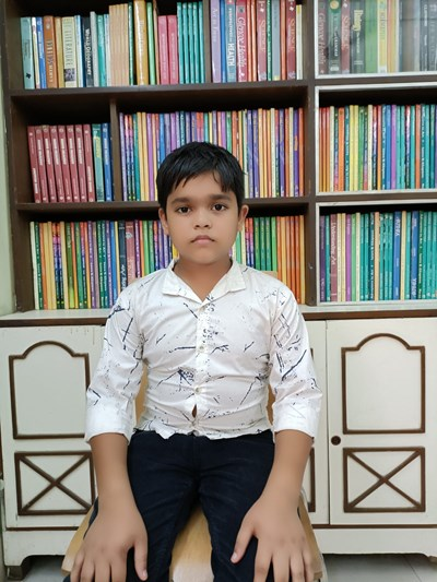 Help Bishnu Prasad by becoming a child sponsor. Sponsoring a child is a rewarding and heartwarming experience.