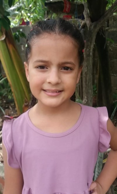 Help Valery Sofia by becoming a child sponsor. Sponsoring a child is a rewarding and heartwarming experience.