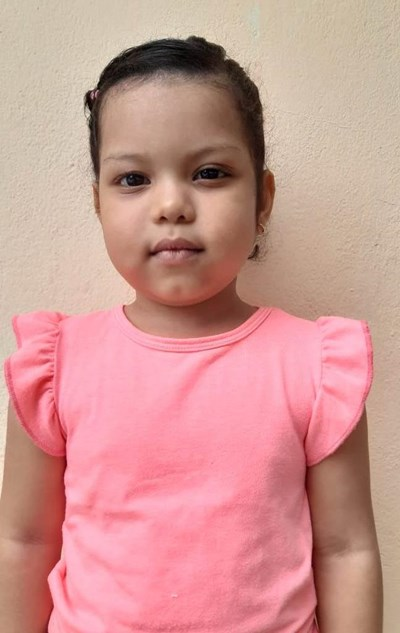 Help Mariana  Lucia by becoming a child sponsor. Sponsoring a child is a rewarding and heartwarming experience.
