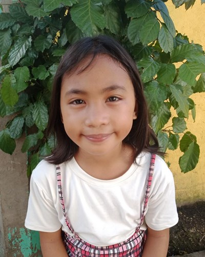 Help Christine Mae F. by becoming a child sponsor. Sponsoring a child is a rewarding and heartwarming experience.