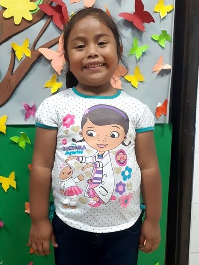 Help Melanie Paola by becoming a child sponsor. Sponsoring a child is a rewarding and heartwarming experience.