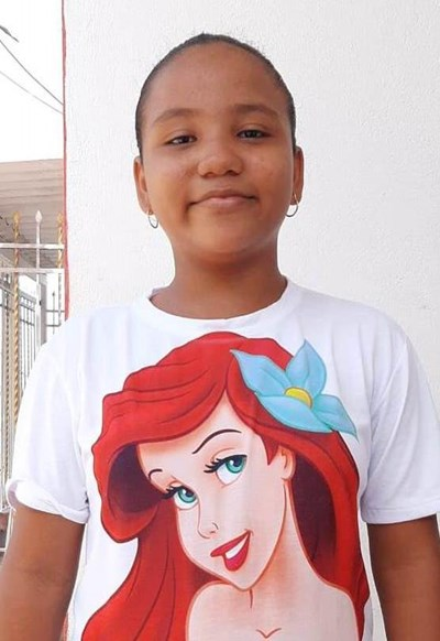 Help Sheril Daniela by becoming a child sponsor. Sponsoring a child is a rewarding and heartwarming experience.