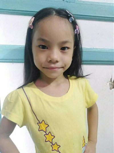 Help Cristine Mae F. by becoming a child sponsor. Sponsoring a child is a rewarding and heartwarming experience.