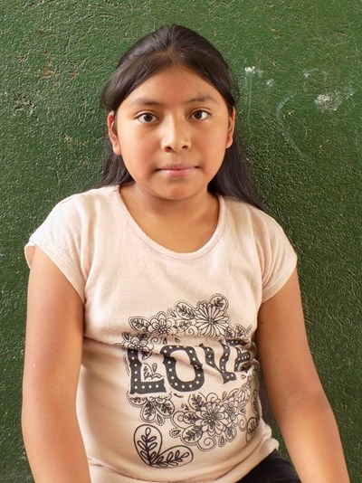 Help Madelin Liseth by becoming a child sponsor. Sponsoring a child is a rewarding and heartwarming experience.