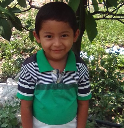 Help Julio Alberto by becoming a child sponsor. Sponsoring a child is a rewarding and heartwarming experience.