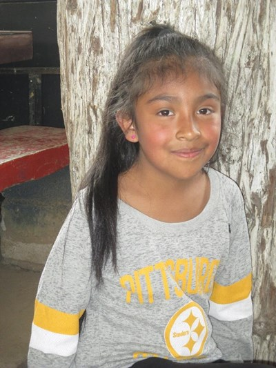 Help Emely Vanessa by becoming a child sponsor. Sponsoring a child is a rewarding and heartwarming experience.