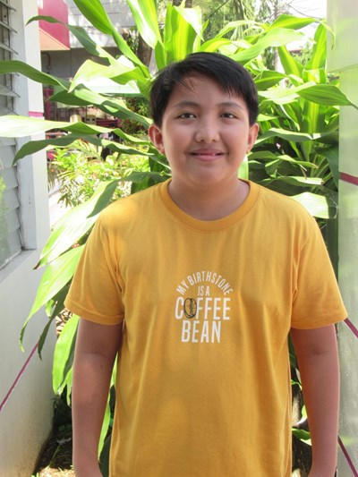 Help Edrian O. by becoming a child sponsor. Sponsoring a child is a rewarding and heartwarming experience.